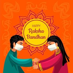 Hindu Festivals, Indian Festivals, Raksha Bandhan Drawing, Bal Hanuman, Raksha Bandhan Greetings, Rakhi Cards, Raksha Bandhan Images, Rakhi Festival, Rakhi Making