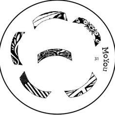 Image plate 31 - MoYou Nails - Nail Stamping Plates, Nail art kits, Nail Polish and Decorations Moyou Stamping, Nail Stamping Plates, Image Plate, Nail Art Kit, Manicure, Nails, Nail Polish, Robin, Nail Bar