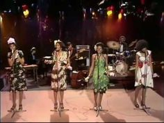 ▶ The Pointer Sisters: 1975 Live (Ruth, Anita, Bonnie, and June) - YouTube