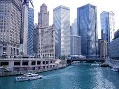 Chicago, Chicago... what a great city.