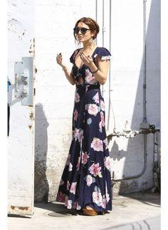 Vanessa Hudgens Look de star Hippie chic Le look printanier de Vanessa Hudgens