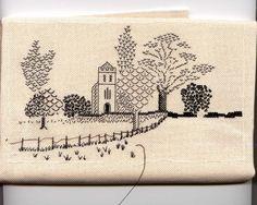 Embroidery Blackwork