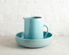 Nicola Tassie - jug and bowl