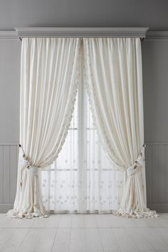 These 20 Kitchen Curtains Will Lighten, Brighten as well as Restyle Instantly! These 20 Kitchen Curtains Will Lighten, Brighten as well as Restyle Instantly! - Home - Windows Treatments - Luxury Curtains, Home Curtains, Curtains Living, Curtains With Blinds, Kitchen Curtains, Window Curtains, Modern Curtains, Luxury Bedding, Cheap Curtain Rods