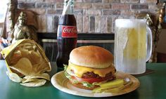"""It's official. TICKET has named Duffy's 'Burger Bracket Champs'! Siting our many years of experience and """"a bastion of beautiful burgers on Anna Maria Island."""""""