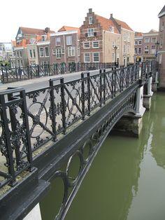 De IJzeren Brug, Dordrecht, Netherlands