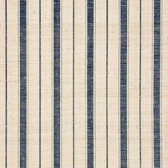 From Philip Jeffries...ticking stripe grasscloth. Fabulous