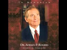 Adrian Rogers: Haunted by the Ghost of Guilt (Audio)