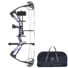 Diamond Archery by BowTech Edge SB-1 Compound Bow Package with Soft Case $399 @ Gander