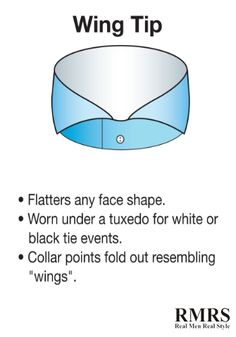 Winged Collar Dress Shirt | A Man's Guide To The Black Tie Dress Shirt