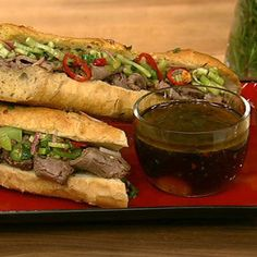 Michael Symon's Chicago Style Italian Beef. Chicago's Italian beef sandwiches are AMAZING. I've been gone for 40 years and still miss them!