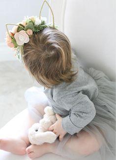 Bunny Ears Headband. Easter Headband Bunny Headband. Bunny