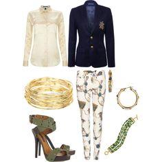 Ralph Lauren Women's Outfit