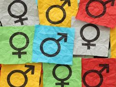 """Gender Symbols Gender-Neutral Pronoun """"They"""" Adopted by Associated Press    The journalist's bible will finally help reporters talk about non-binary people."""