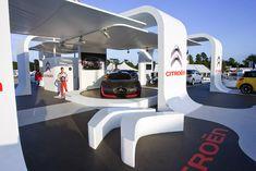 Citroen Exhibition Stand