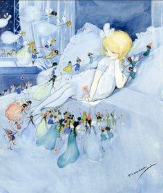 Illustration by Hilda Gertrude Cowham