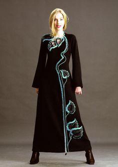 Knits by Alexander Seraphim of Winter Dresses, Evening Dresses, Fancy Kurti, Catwalk Fashion, Dress Sewing Patterns, Indian Designer Wear, Knit Dress, Beautiful Dresses, Designer Dresses