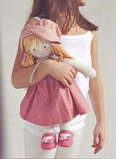 Текстильная кукла для дочки / Это интересно / Все о куклах и игрушках / Oytoy Doll Sewing Patterns, Diy Sewing Projects, Art Dolls, Women, Montessori, Random Things, Country, Fashion, Fabric Dolls