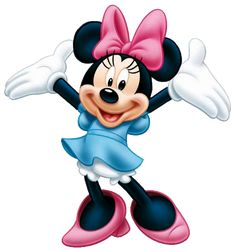 Free Minnie Mouse Clip Art