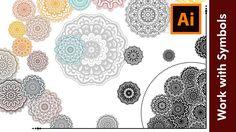 How to work with Symbols - Adobe Illustrator Tutorial