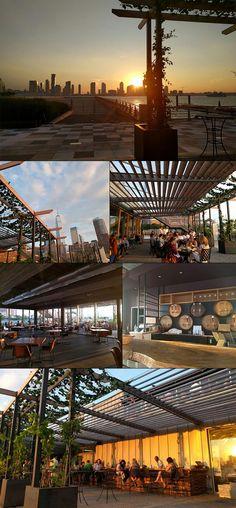 City Vineyard At Pier 26 Outdoor Decor Outdoor Patio