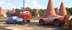 Cars is the longest Pixar movie to date and is the final Pixar film to be released on VHS, as well as the first to be released on Blu-Ray.