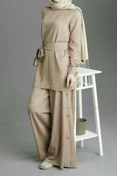 Islamic Fashion, Muslim Fashion, Modest Fashion, Fashion Dresses, Hijab Style, Hijab Chic, Muslim Dress, Hijab Dress, Modele Hijab