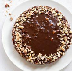 saoe Greek Sweets, How To Make Cake, Chocolate Cake, Sweet Recipes, Acai Bowl, Deserts, Birthday Cake, Sugar, Candy