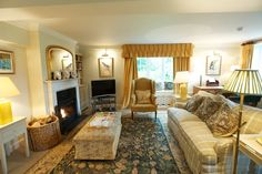 Goodwood Cottage, Bruern, Chipping Norton, Oxfordshire, England. Self Catering Holiday in Britain.