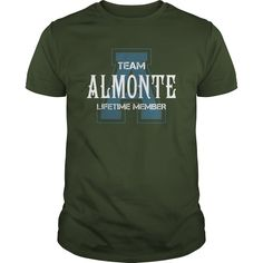 ALMONTE Shirts - Team ALMONTE Lifetime Member Name Shirts #gift #ideas #Popular #Everything #Videos #Shop #Animals #pets #Architecture #Art #Cars #motorcycles #Celebrities #DIY #crafts #Design #Education #Entertainment #Food #drink #Gardening #Geek #Hair #beauty #Health #fitness #History #Holidays #events #Home decor #Humor #Illustrations #posters #Kids #parenting #Men #Outdoors #Photography #Products #Quotes #Science #nature #Sports #Tattoos #Technology #Travel #Weddings #Women
