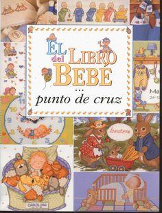 Punto de Cruz Bebes - Revistas de manualidades Gratis