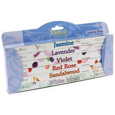 Stamford Exotic Gift Pack Incense Sticks (Whole Case):  Pack Size 26.5 x 15 x 2cm