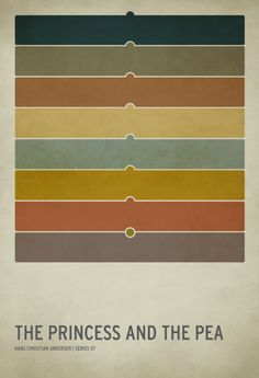 made me smile    From Rapunzel to Little Red Riding Hood, beloved fairy tales as minimalist posters.