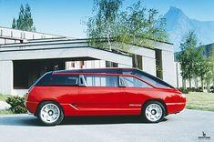 Lamborghini Genesis (Bertone), 1988