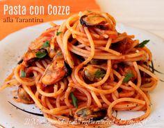 Pasta al sugo di cozze ricetta tarantina veloce e gustosa
