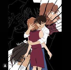 Conan, Detective, Kawaii, Ship, Anime, Kawaii Cute, Cute, Ships, Cartoon Movies