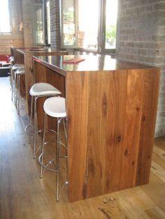Recycled Timber Furniture Making