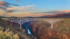 New Mexico Road Trip Itinerary: 10 Can't-Miss Stops to Add to Your Route Best Places To Travel, Places To See, Rio Grande Gorge, New Mexico Road Trip, White Sands National Monument, Mexico Art, Land Of Enchantment, Us Travel, Manual