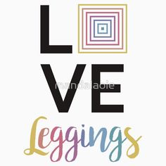 LOVE leggings LLR