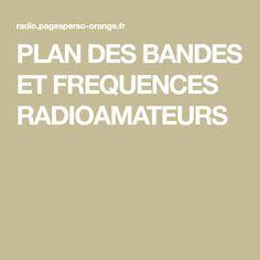 Radios, Radio Amateur, Diy, Ham Radio Antenna, Band, Bricolage, Do It Yourself, Homemade, Diys