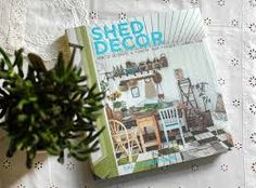 More book related news - Shed Decor — Caroline Rowland Shed Decor, Picture Editor, Garden Buildings, Coffee And Books, Fashion Books, Book Design, New Books, Garden Design, Projects
