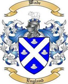 Wade coat of arms