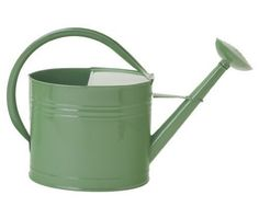 Houston International 8585E SA 3Gallon Steel Watering Can Sage ** Click on the image for additional details.
