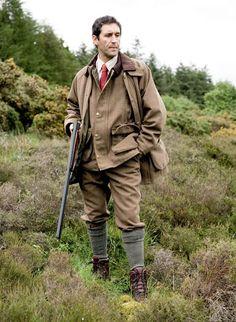 Hoggs Bowmore Tweed Breeks and Shooting Jacket