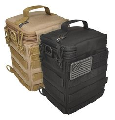 Hazard 4(R) Forward Observer(TM) SLR Padded Camera Bag w/ MOLLE - Outdoor, Military, and Pro Gear