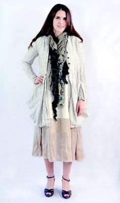 Spring and Summer 2016 - Burnt Paper Burnt Paper, Camilla Dress, Slow Design, Summer 2016, Whimsical, Kimono Top, Clothes For Women, Live, Spring
