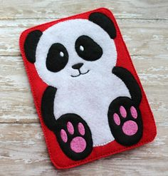 Any kind of panda or cute animal case for Anna's Nabi2 tablet or ipod would be neat.