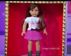 Living A Doll's Life : *NEWS* GOTY 2015 Grace Debut - Good Morning America Episode