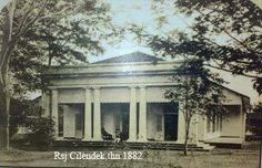 Rsmm 1882 Dutch East Indies, Colonial Architecture, Bogor, Jakarta, Gazebo, Past, Outdoor Structures, Photos, House