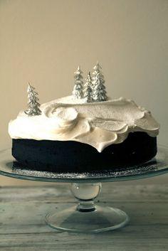 Gâteau de Noël.